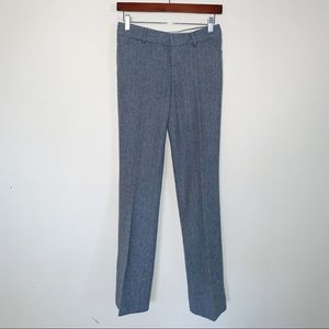 Ralph Lauren Black Label Herringbone Trouser Pants
